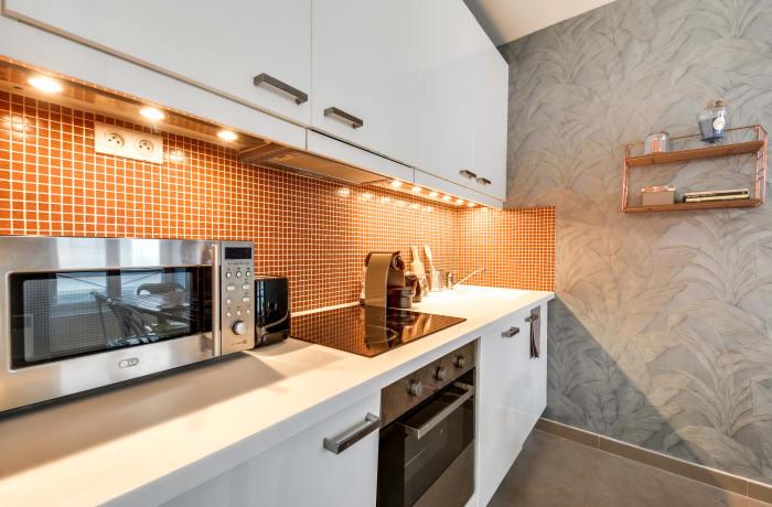 Apartment in Enghien VI, Opera - Grands Boulevards (10e) - 10