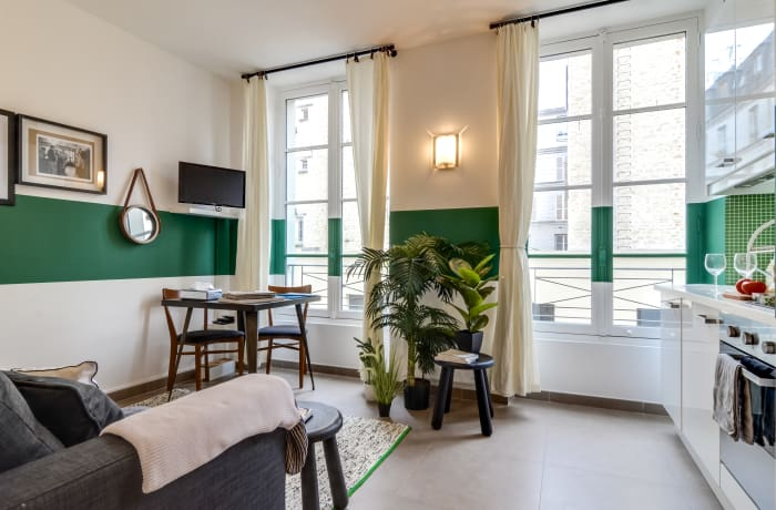 Apartment in Enghien VII, Opera - Grands Boulevards (10e) - 8
