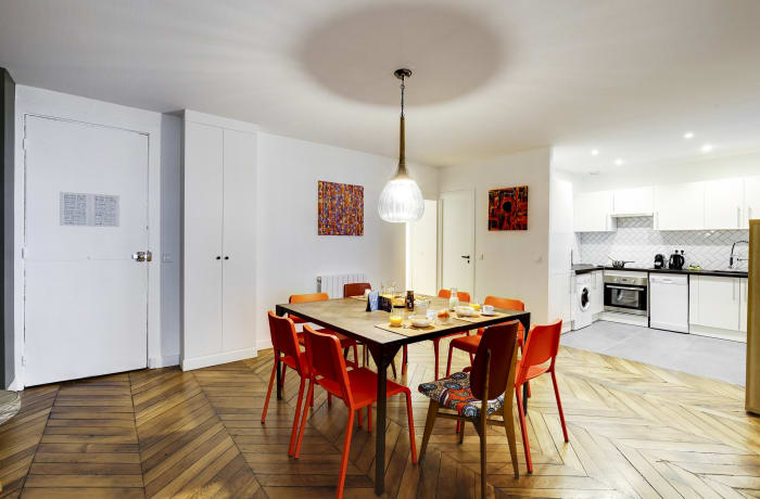 Apartment in Strasbourg I, Opera - Grands Boulevards (10e) - 8
