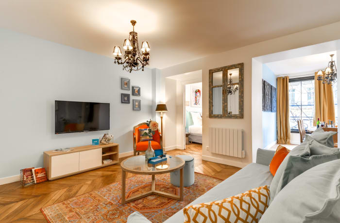 Apartment in Strasbourg II, Opera - Grands Boulevards (10e) - 2