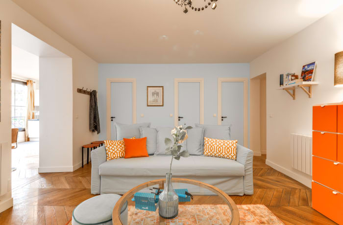 Apartment in Strasbourg II, Opera - Grands Boulevards (10e) - 3