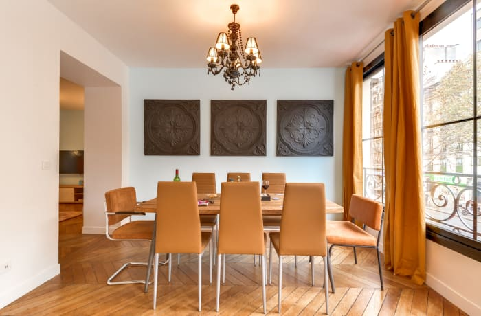 Apartment in Strasbourg II, Opera - Grands Boulevards (10e) - 4
