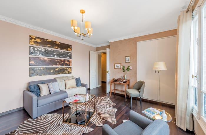 Apartment in Louvre, Palais Royal - Louvre (2e) - 1