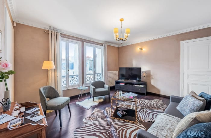 Apartment in Louvre, Palais Royal - Louvre (2e) - 15