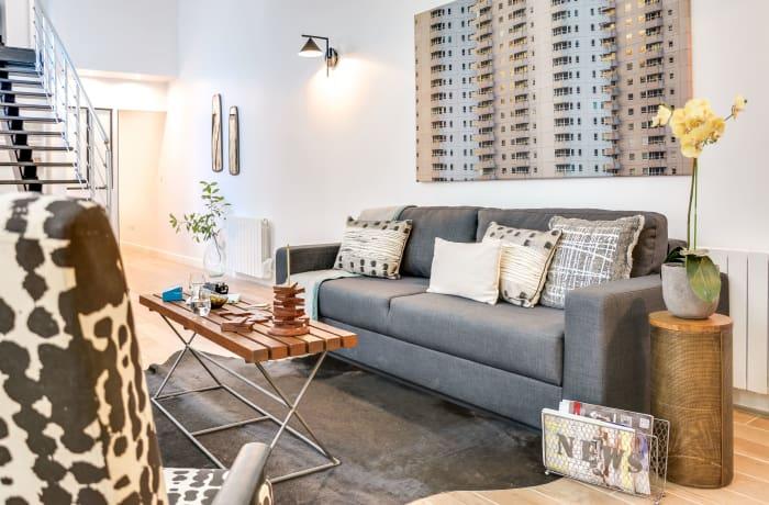 Apartment in Brancion, Porte de Versailles - Parc des Expositions - 17