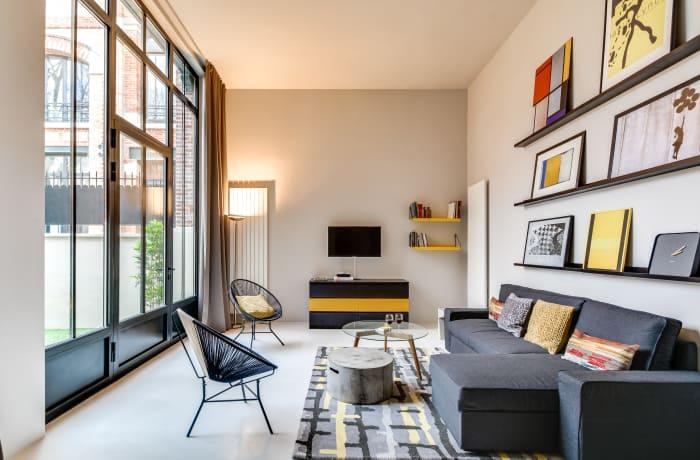 Brune vi vacation apartment in porte de versailles - Parc exposition porte de versailles ...