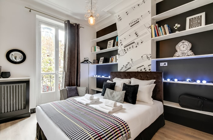 Apartment in Saint Germain II, Saint-Germain-des-Pres (6e) - 12