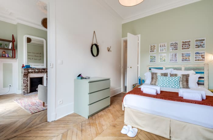 Apartment in Saint Germain III, Saint-Germain-des-Pres (6e) - 8