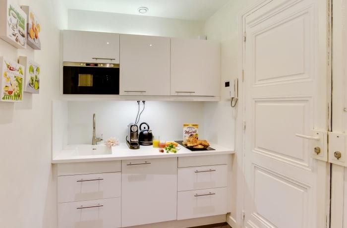 Apartment in Villa Jocelyn, Tour Eiffel - Trocadero (16e) - 14