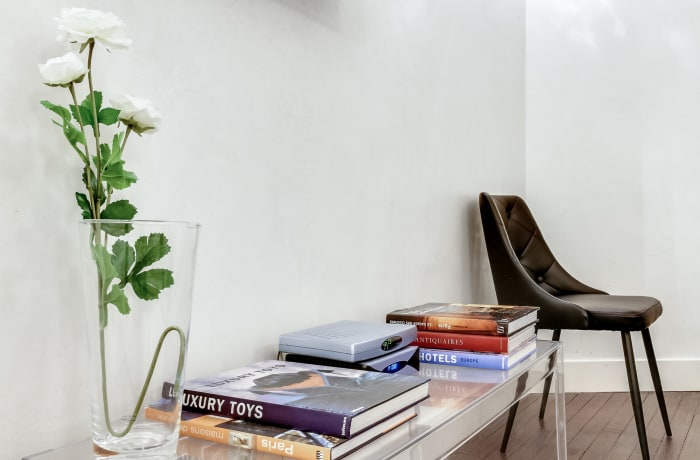 Apartment in Villa Jocelyn, Tour Eiffel - Trocadero (16e) - 16