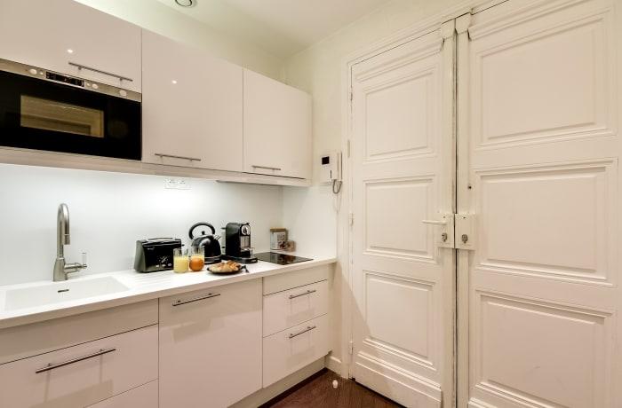 Apartment in Villa Jocelyn, Tour Eiffel - Trocadero (16e) - 13