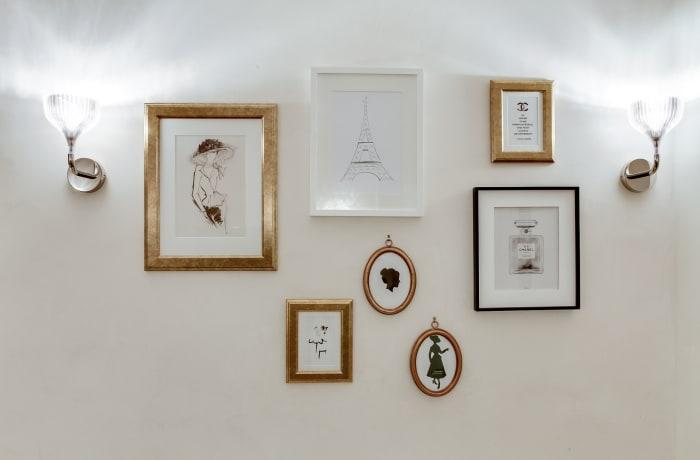 Apartment in Villa Jocelyn, Tour Eiffel - Trocadero (16e) - 17