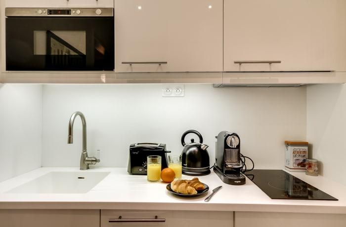 Apartment in Villa Jocelyn, Tour Eiffel - Trocadero (16e) - 5