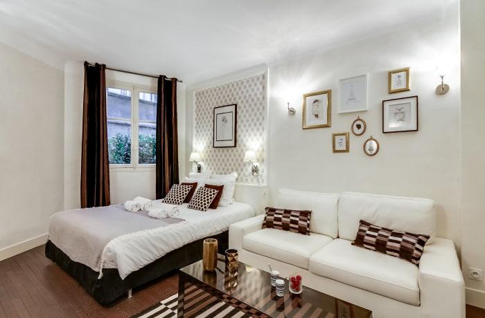 Apartment in Villa Jocelyn, Tour Eiffel - Trocadero (16e) - 1