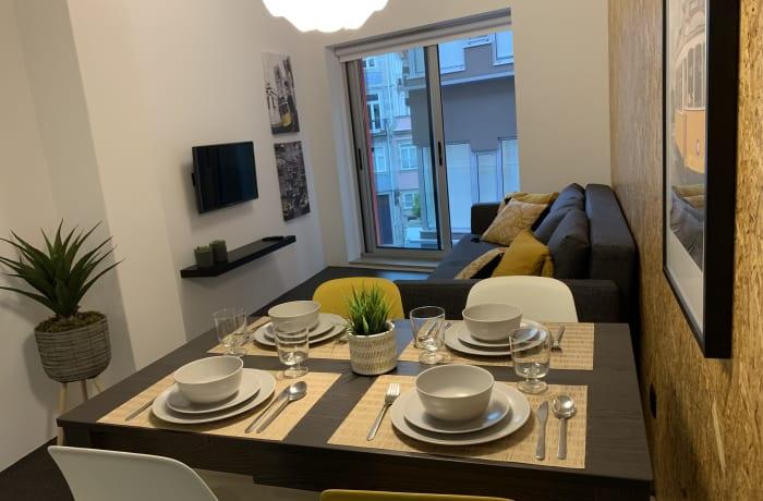 Apartment in Alferes Malheiro I, Santo Ildefonso - 2