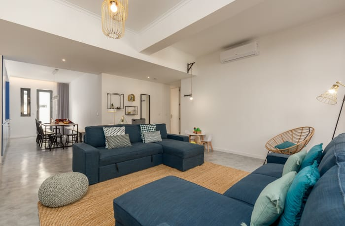 Apartment in Bacchus Townhouse, Santo Ildefonso - 2