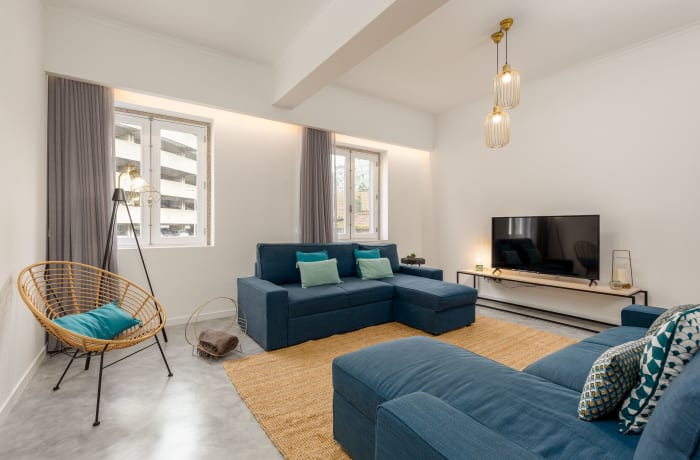 Apartment in Bacchus Townhouse, Santo Ildefonso - 1