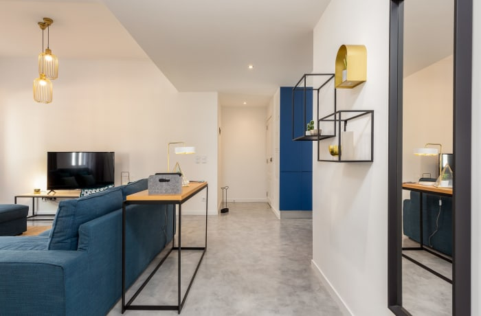 Apartment in Bacchus Townhouse, Santo Ildefonso - 0
