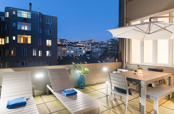 Apartment in Bolhao Rooftop, Santo Ildefonso - 0