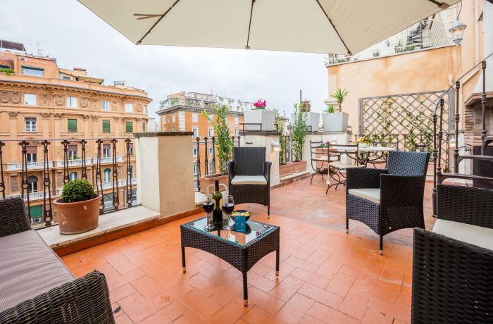 Apartment in Arenula, Campo de' Fiori, Piazza Navona - 4