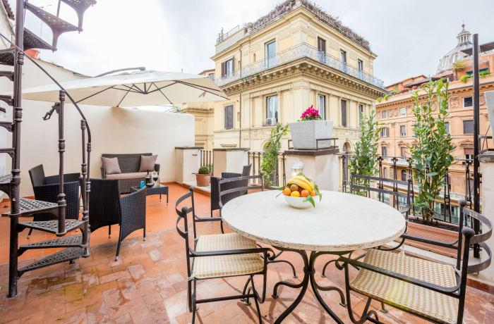 Apartment in Arenula, Campo de' Fiori, Piazza Navona - 5