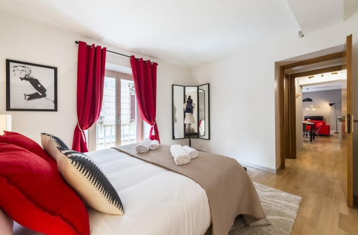 Apartment in Calderari II, Campo de' Fiori, Piazza Navona - 11