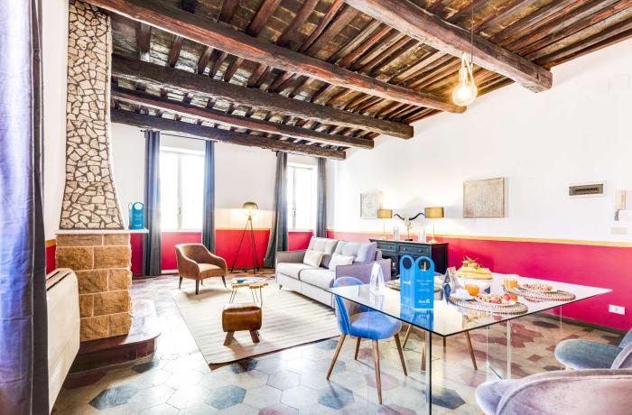 Apartment in Coronari, Campo de' Fiori, Piazza Navona - 1
