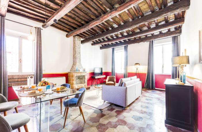 Apartment in Coronari, Campo de' Fiori, Piazza Navona - 8