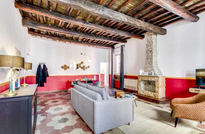 Apartment in Coronari, Campo de' Fiori, Piazza Navona - 12