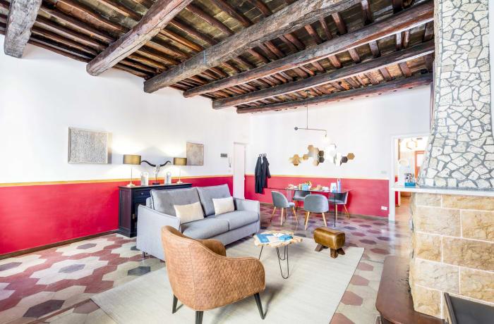 Apartment in Coronari, Campo de' Fiori, Piazza Navona - 9