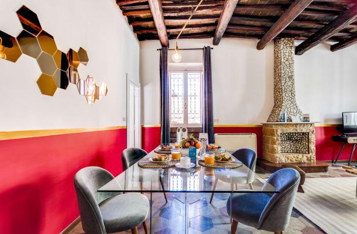 Apartment in Coronari, Campo de' Fiori, Piazza Navona - 10