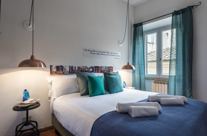 Apartment in Specchi , Campo de' Fiori, Piazza Navona - 8
