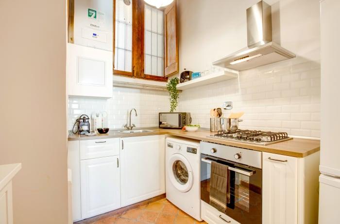 Apartment in Vaccarella, Campo de' Fiori, Piazza Navona - 10
