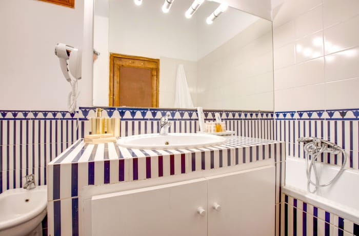 Apartment in Vaccarella, Campo de' Fiori, Piazza Navona - 21