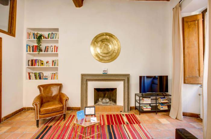 Apartment in Vaccarella, Campo de' Fiori, Piazza Navona - 5