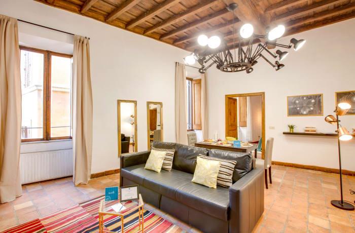 Apartment in Vaccarella, Campo de' Fiori, Piazza Navona - 3
