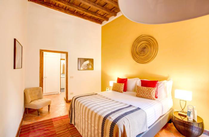 Apartment in Vaccarella, Campo de' Fiori, Piazza Navona - 15