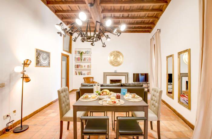 Apartment in Vaccarella, Campo de' Fiori, Piazza Navona - 8
