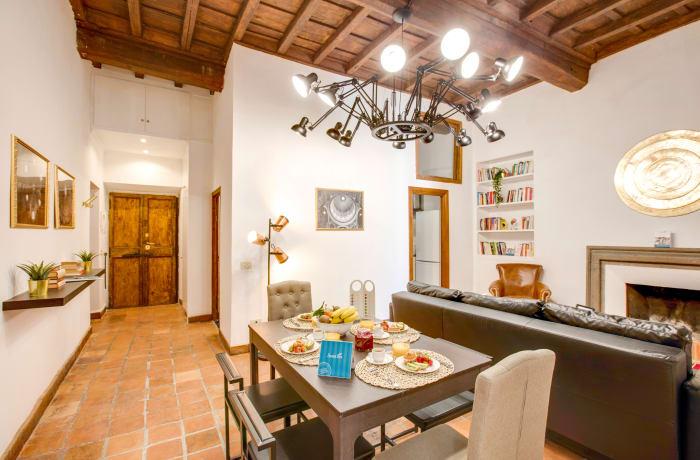 Apartment in Vaccarella, Campo de' Fiori, Piazza Navona - 7