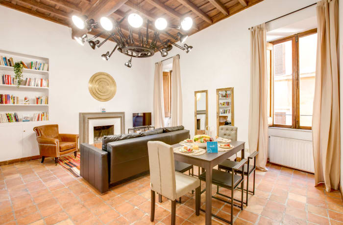 Apartment in Vaccarella, Campo de' Fiori, Piazza Navona - 2
