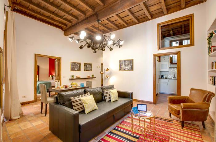 Apartment in Vaccarella, Campo de' Fiori, Piazza Navona - 1