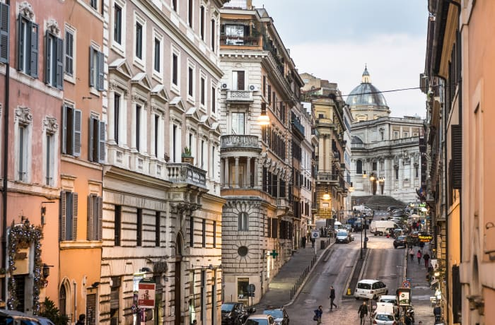 Apartment in Cimarra I, Monti, Colosseum - 0