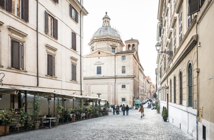Apartment in Cimarra I, Monti, Colosseum - 17