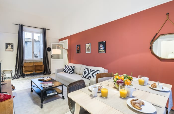 Apartment in Cimarra II, Monti, Colosseum - 5