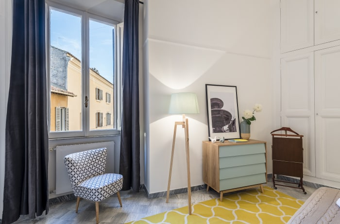 Apartment in Cimarra II, Monti, Colosseum - 17