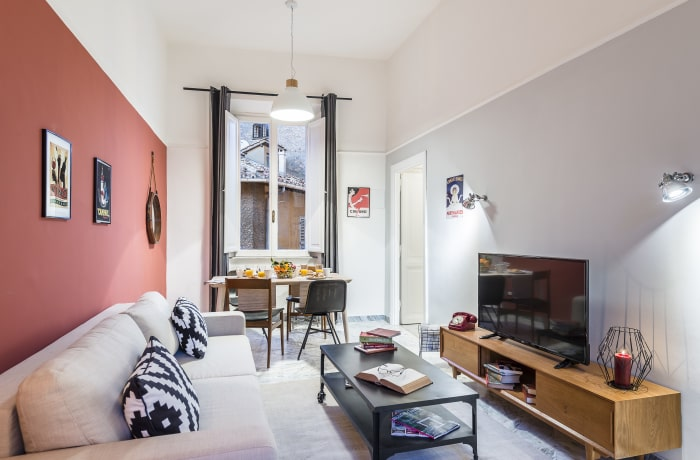 Apartment in Cimarra II, Monti, Colosseum - 1
