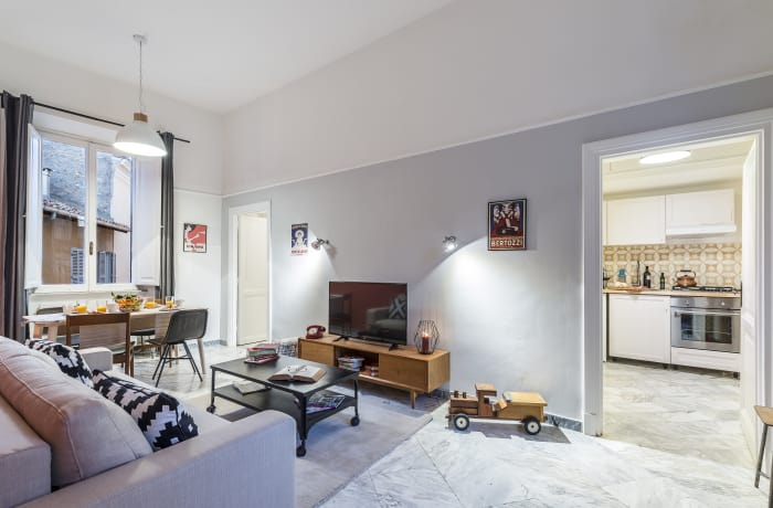 Apartment in Cimarra II, Monti, Colosseum - 8