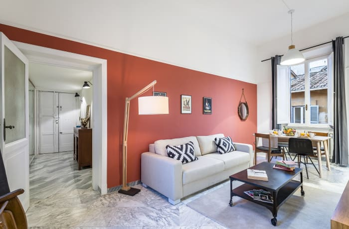 Apartment in Cimarra II, Monti, Colosseum - 3