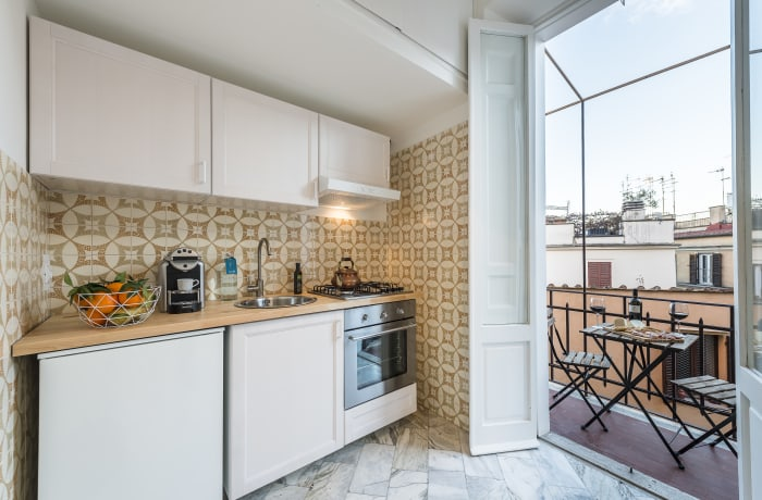 Apartment in Cimarra II, Monti, Colosseum - 10