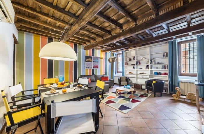 Apartment in Urbana, Monti, Colosseum - 7